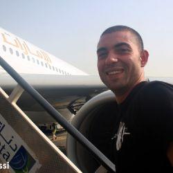 in partenza per Nairobi