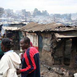 slum di Kariobangi