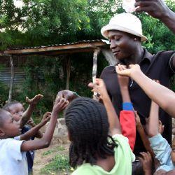 Malindi, poi Muyeye e l'orfanotrofio