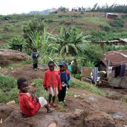 slum di Kibera