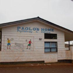 Paolo's house - Kibera