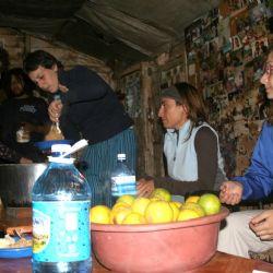 slum di Soweto - si cena