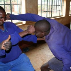 Kamiti Prison- istituto di recupero minorile - Soweto