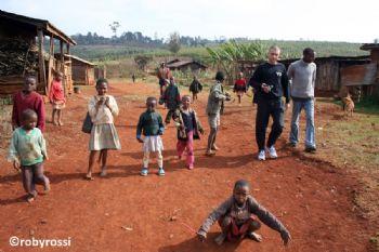 Nyeri, zona rurale del Kenya