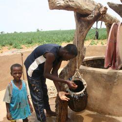 pozzi d'acqua nel Mali