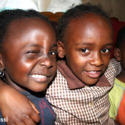 bambini all'Alice Village
