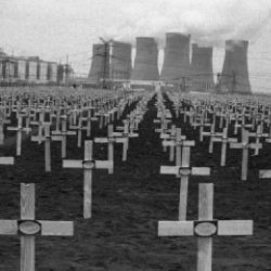 croci a Chernobyl - disastro nucleare