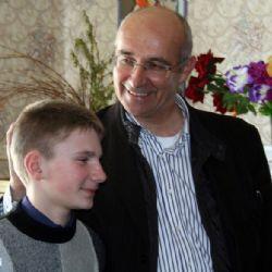 reportage dalla Bielorussia - Annibale con un bambino