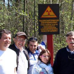 reportage dalla Bielorussia - area radioattiva