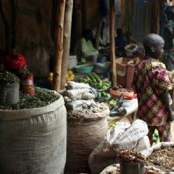 mercato a Bamako