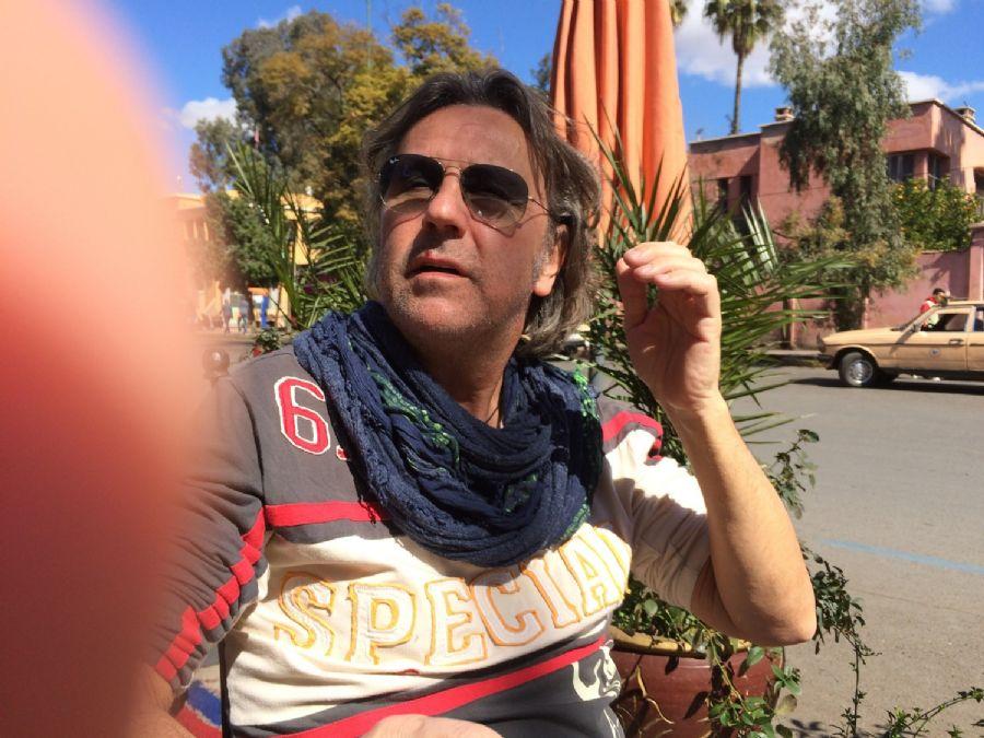 Marrakech noio vulevan savuar