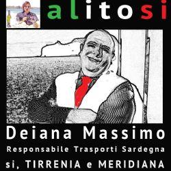 Massino Deiana, assessore dei trasporti Regione Sardegna