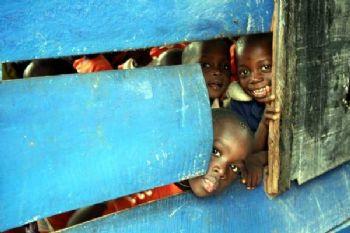 Viaggio in Uganda