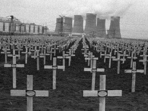 croci di Chernobyl - Roby Rossi