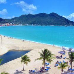 Saint Martin, Great bay Philisburg - Caraibi